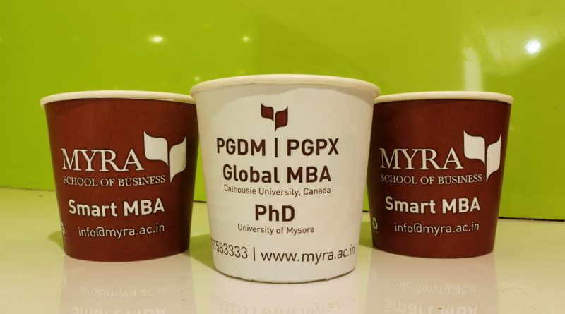 MYRA College Marketing Strategy in Brand Promotion-Gingercup