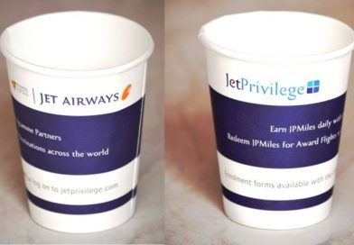 GingerCup.com ties up with Jet Airways