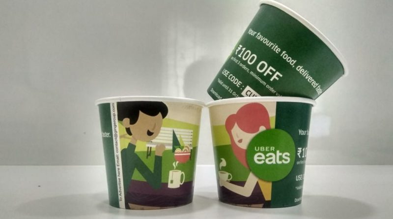 best coffee cup advertising agency in Bangalore