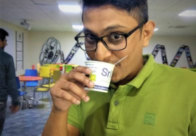 India's largest Ayurveda FMCG Brand Turns to Coffee Cup Advertising