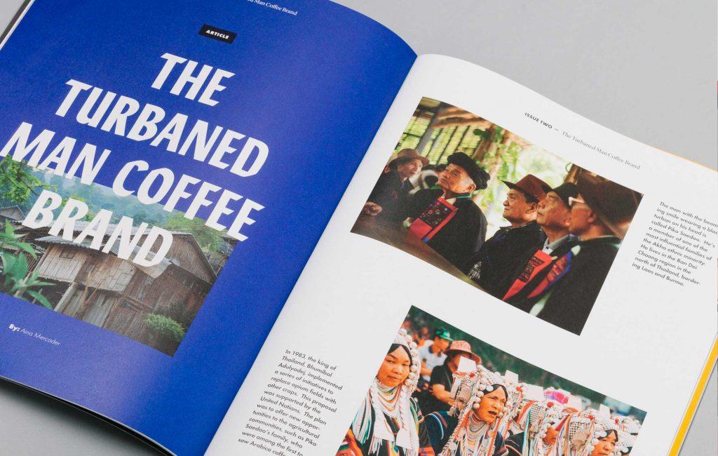 visuall y appealing print materials