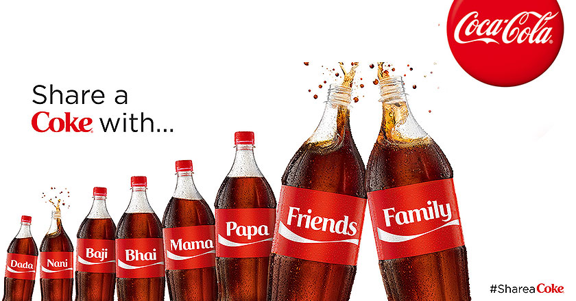 share a coke viral campaign